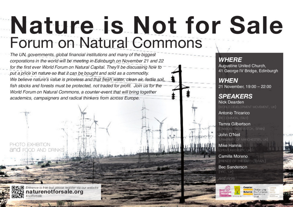 nature is not for sale2